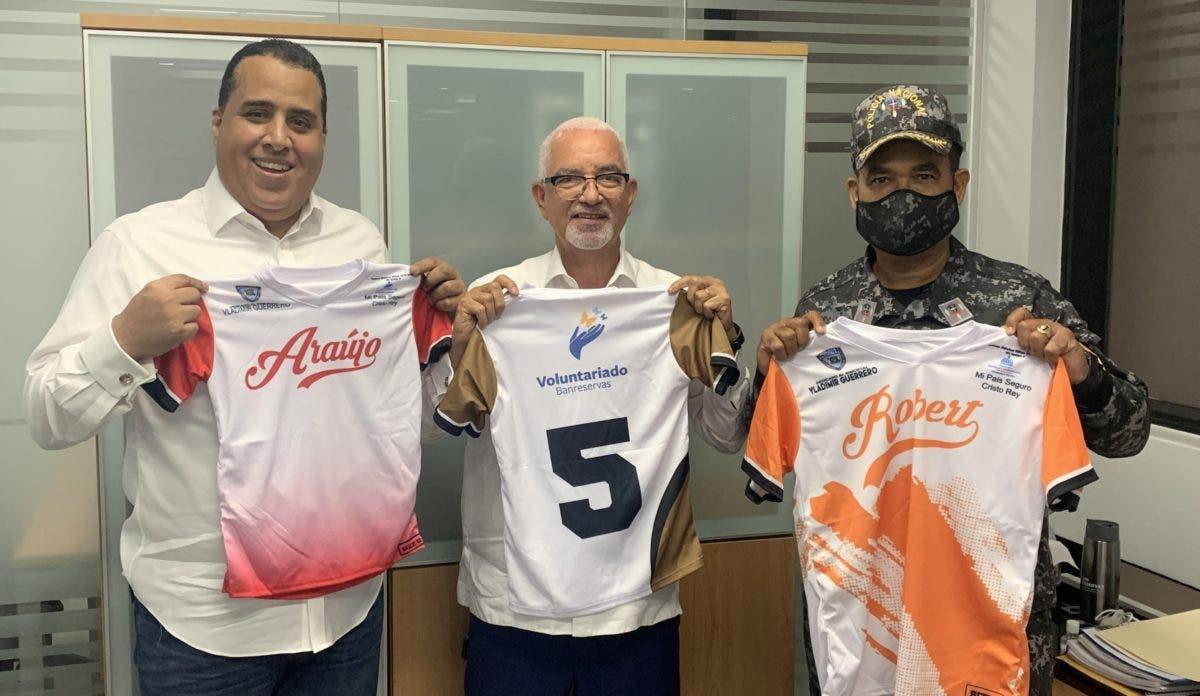 "Inaugurarán hoy torneo béisbol ""Mi País Seguro"""