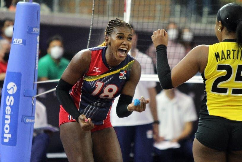 Las Reinas del Caribe clasifican al Mundial Voleibol