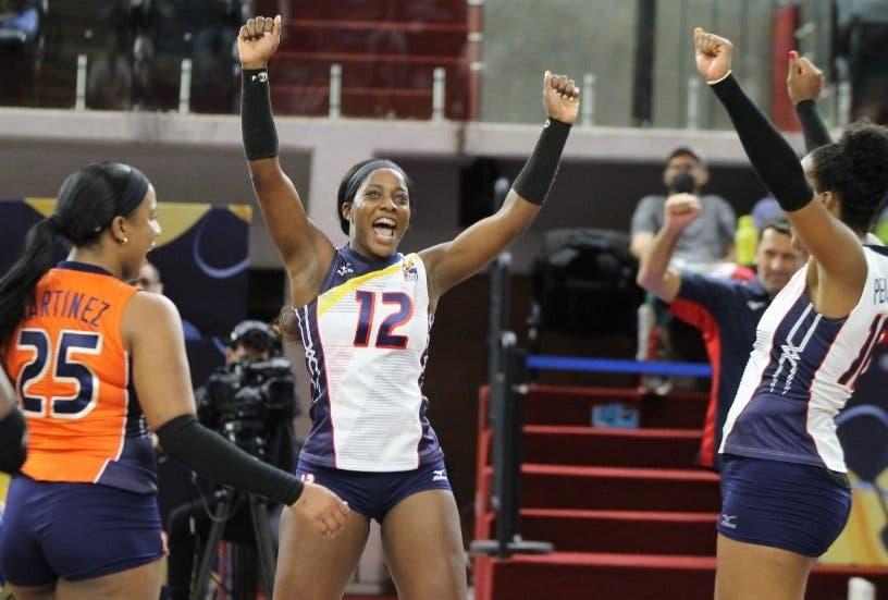 Reinas del Caribe avanzan a las semifinales