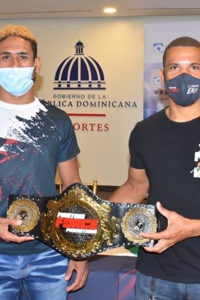 Anuncian Grand Prix MMA para escoger el mejor peso pluma