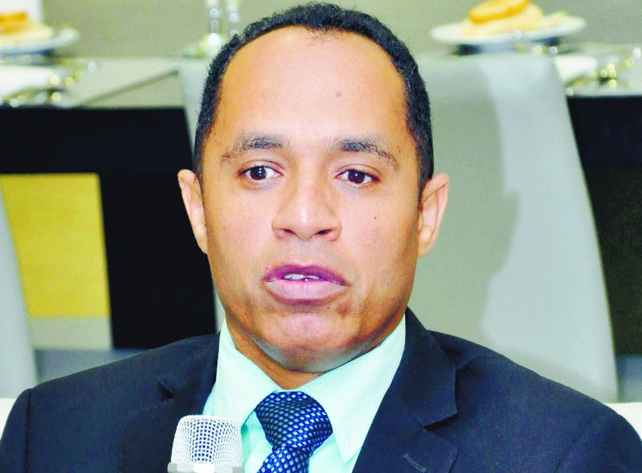 Sergio Holguín, delegado político ante la JCE de Alianza País. Archivo