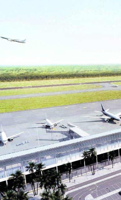 Aeropuerto Bávaro; Entidades vinculadas a turismo y MA piden cautela