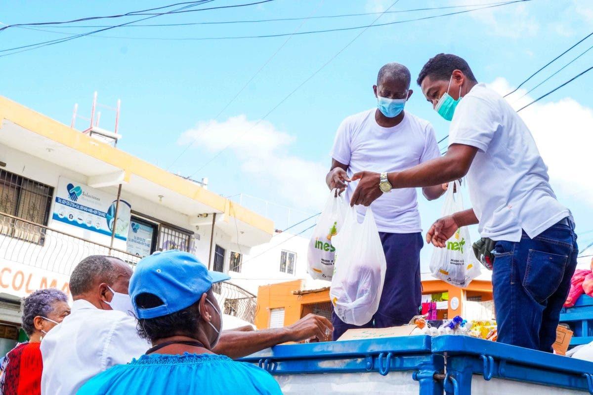 Inespre dice que más de 52,000 residentes de Cristo Rey adquirieron alimentos baratos