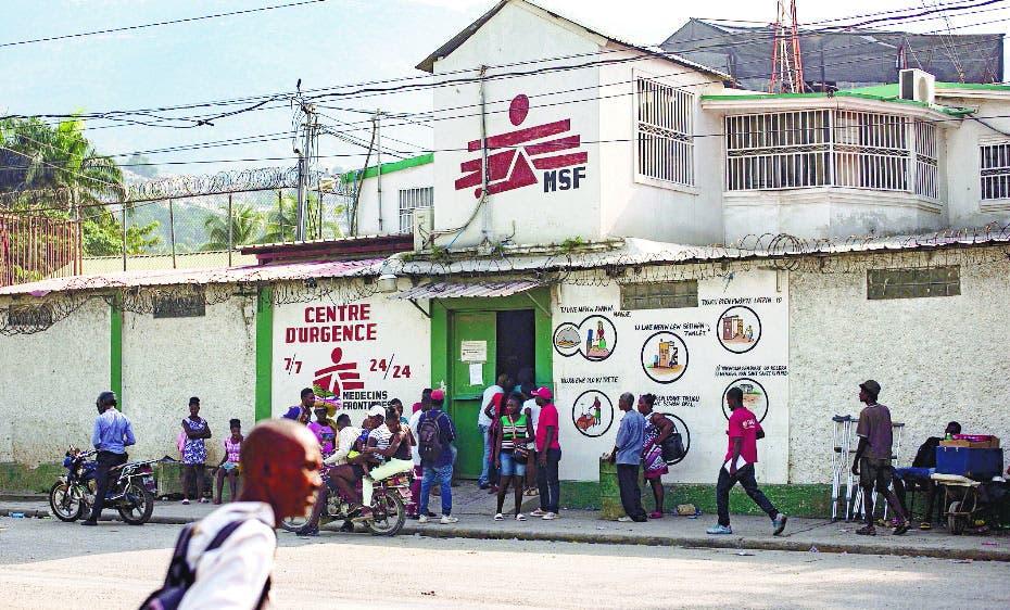 Grupo cierra hospital Haití por la violencia