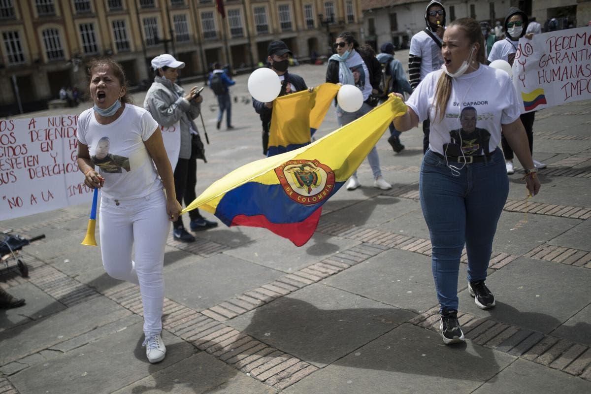 Familiares de colombianos presos en Haití piden garantías
