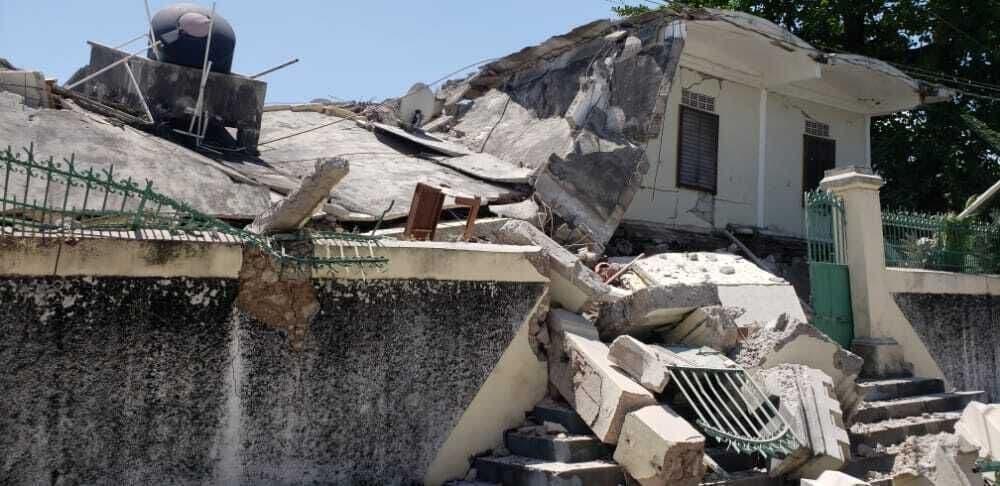 El Programa Mundial de Alimentos aumenta apoyo a víctimas del sismo en Haití