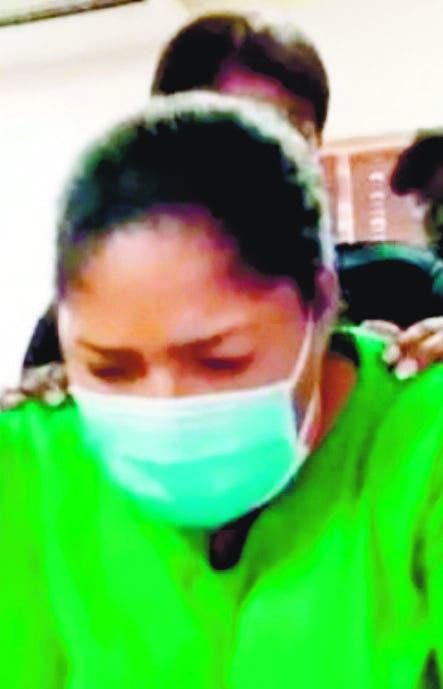 Un año de prisión a acusada de asesinar  a su hija