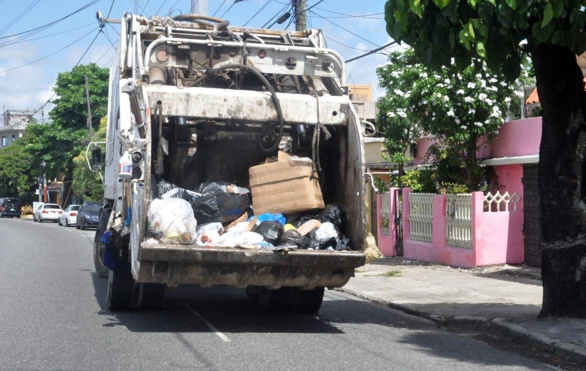 SDE se encamina a solucionar problema de cúmulo basura