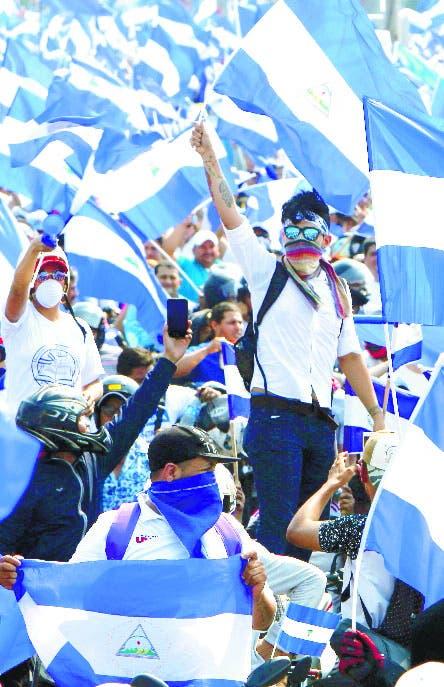 Sacan de juego a otro partido opositor Nicaragua