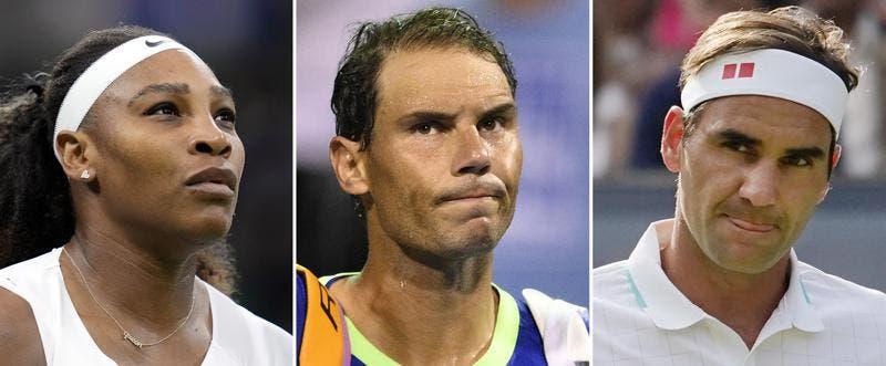 US Open, un vistazo al futuro sin Federer, Nadal ni Serena