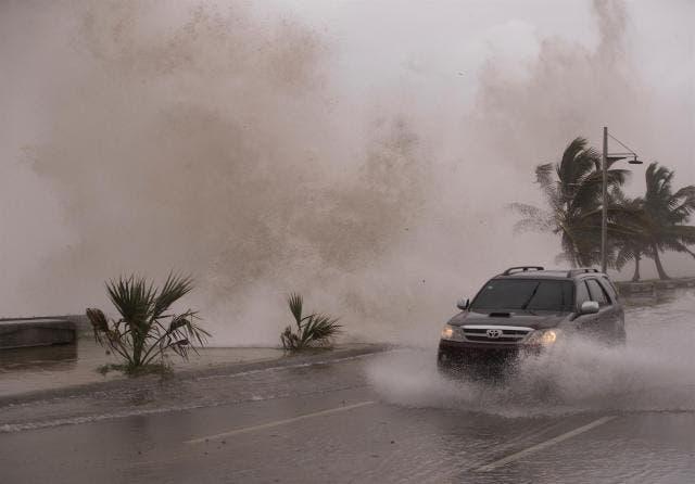 República Dominicana registra importantes precipitaciones con llegada de Fred