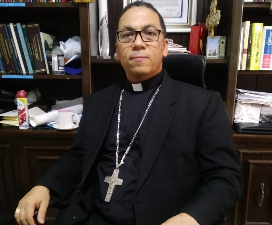 Obispo dice SPM espera las obras prometidas por LA