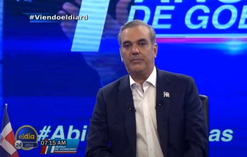 ¿Qué le quita el sueño al presidente Luis Abinader ?
