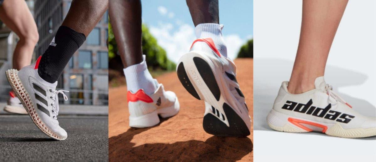 Adidas celebra las competiciones deportivas del verano con un calzado de rendimiento