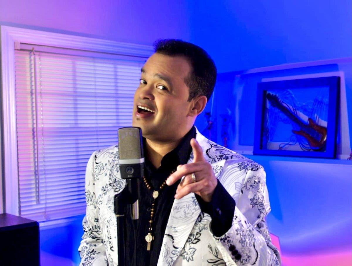 Alex Bueno considerado buen intérprete de merengue