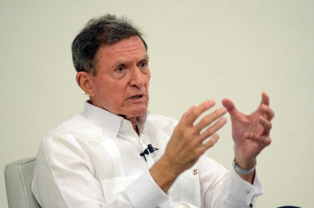 La respuesta de Cancillería sobre empleada participó en protesta contra Abel Martínez