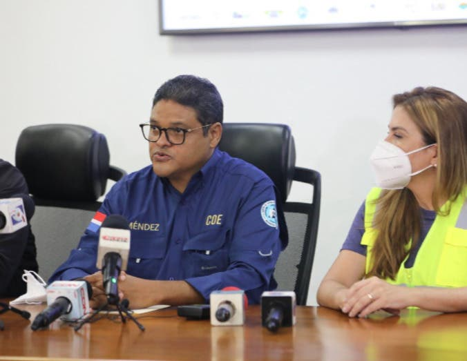 COE advierte degradación de Grace a depresión tropical no disminuye riesgo para el país; pide no descuidarse