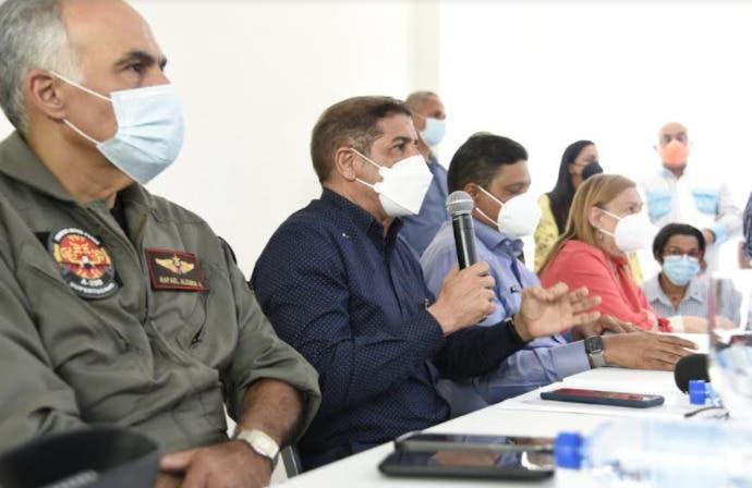 Comisión para erradicación peste porcina se declara en sesión permanente