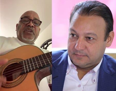 Componen canción en NY anunciado precandidato presidencial PLD Abel Martínez