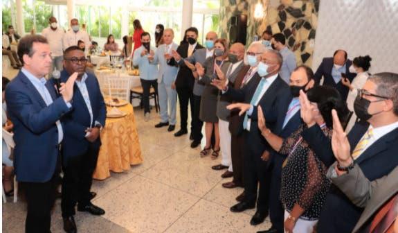 Presidente electo de Amaprosado promete fortalecerá vínculos con sector público y privado