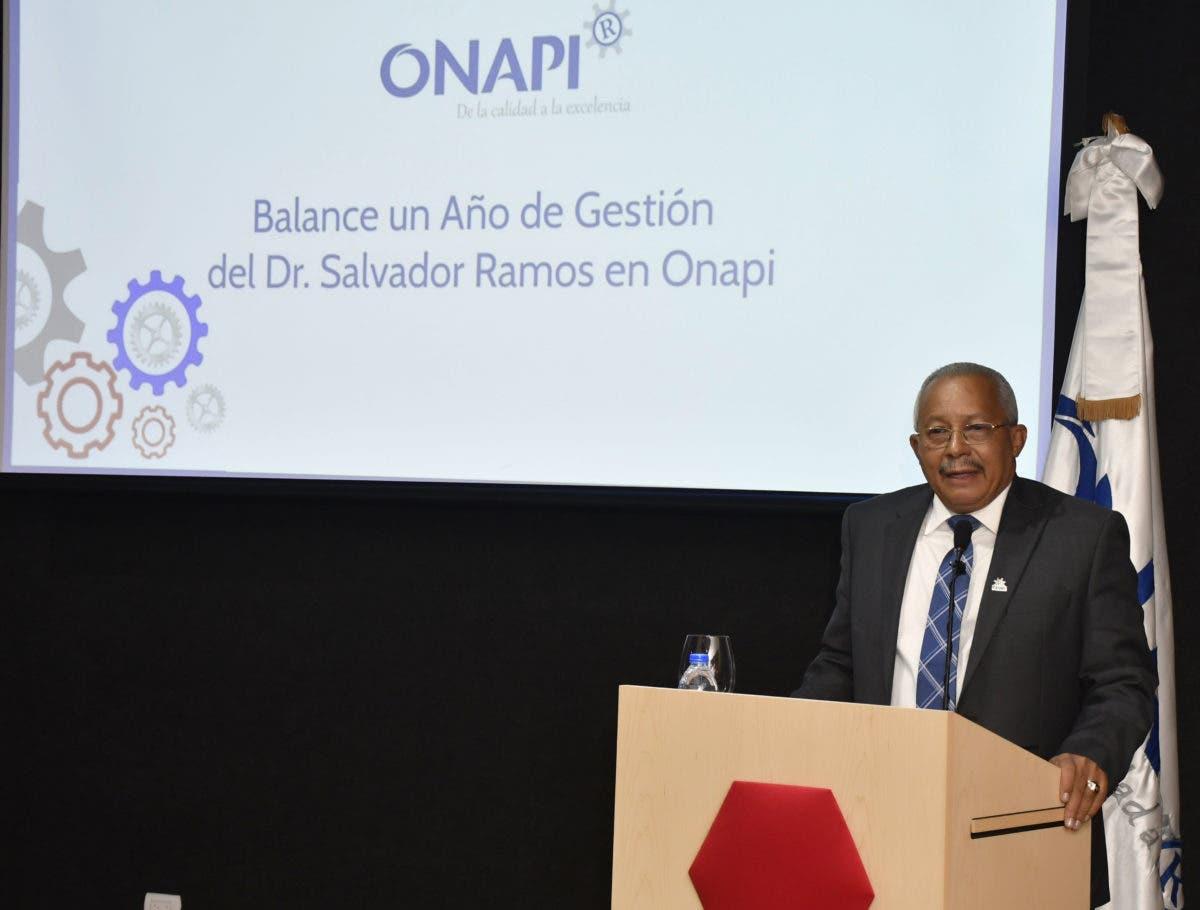 Salvador Ramos destaca logros de un año de gestión