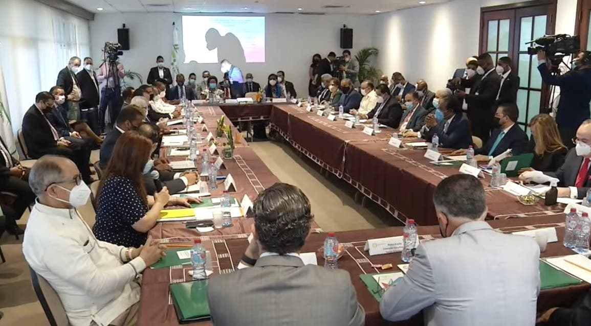 Lo qué harán las fuerzas políticas en el primer día del diálogo nacional