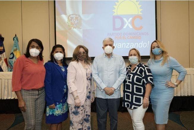 DxC elige a Yira Sandoval como miembro del Consejo Político para el Exterior
