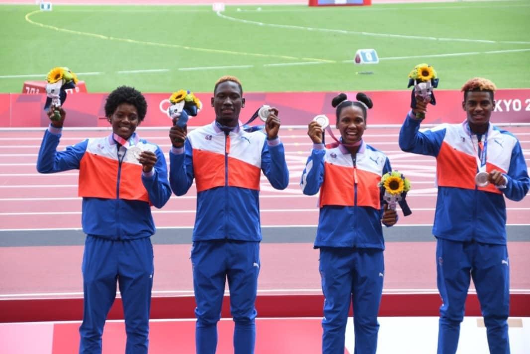 Paulino, Medina, Bonnat y Santana: Los responsables de que RD entre al medallero   de los Juegos Olímpicos