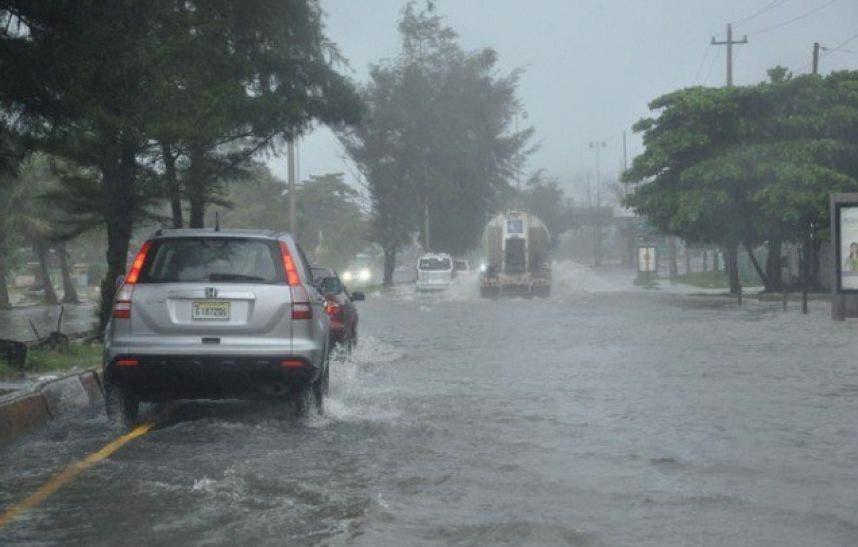 COE: Lluvias por Grace continuarán; no se descuiden