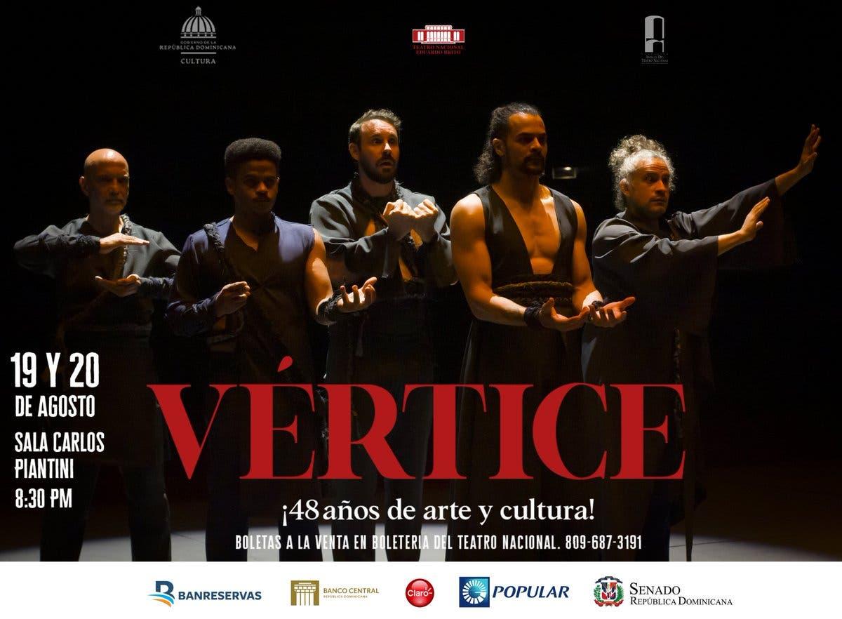 """Obra; Teatro Nacional sigue hoy con """"Vértice"""""""
