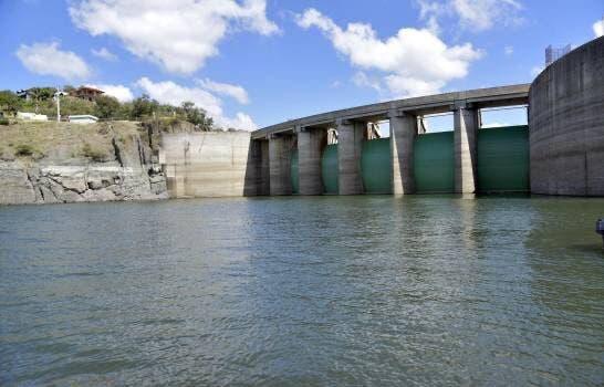 Indrhi: Presas de RD están listas para recibir cantidad de agua que trae tormenta Fred