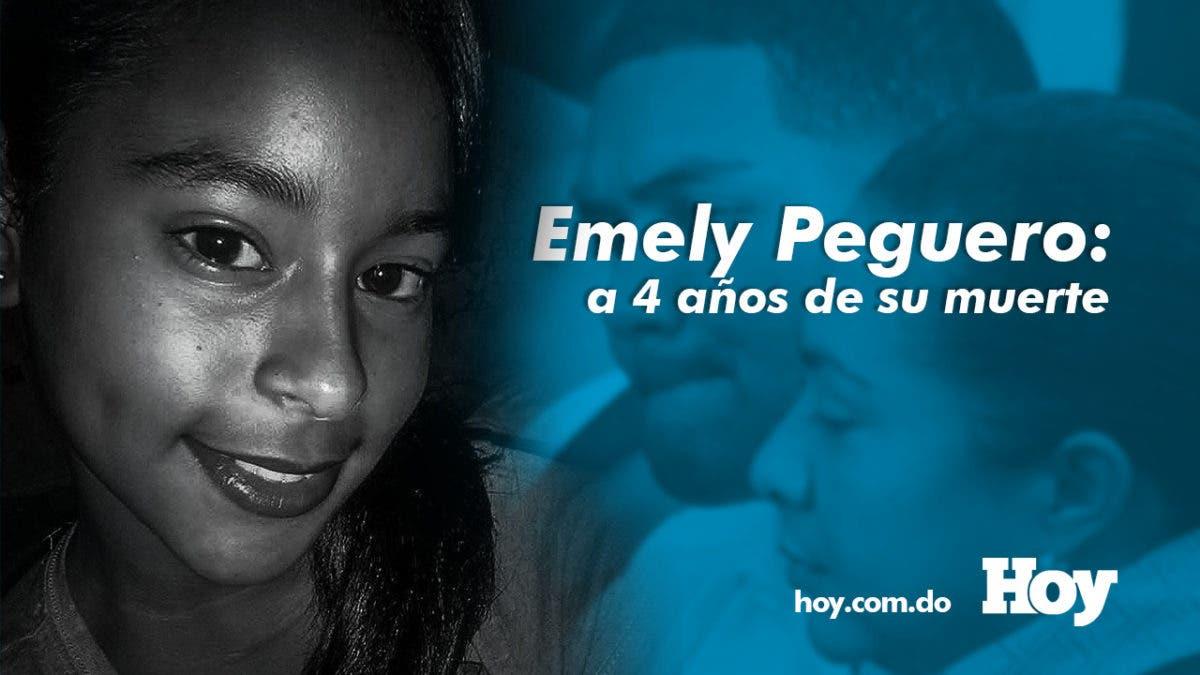 A cuatro años del asesinato de Emely Peguero