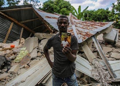 Terremoto en Haití: Se eleva a 1,297 la cifra de muertes
