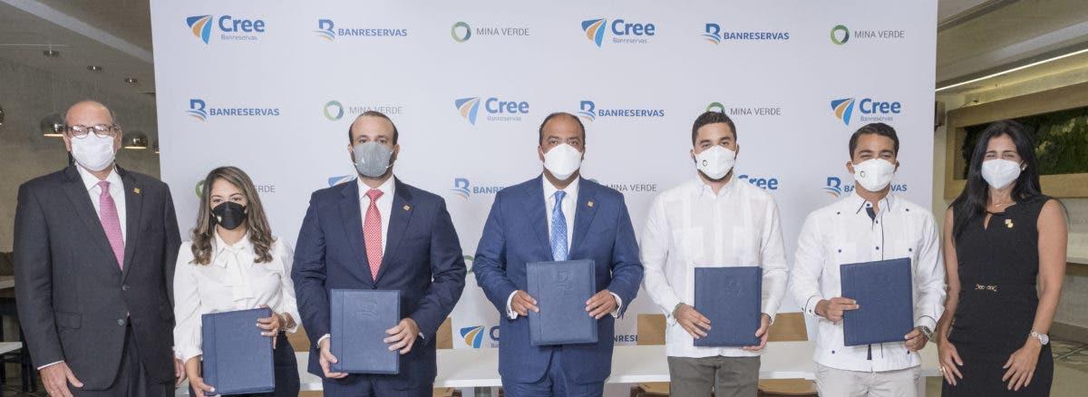 Banreservas invertirá en dos proyectos de innovación tecnológica
