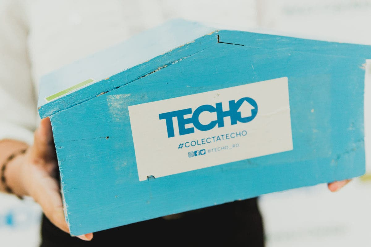 Techo llama apoyar proyectos en favor de más de 268 mil cayeron en la pobreza por la pandemia
