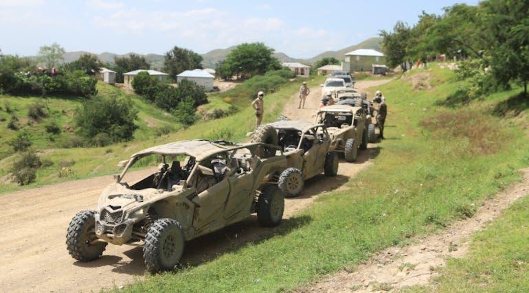 Fuerzas Armadas repatría un promedio  487 extranjeros cada día, la mayoría haitianos