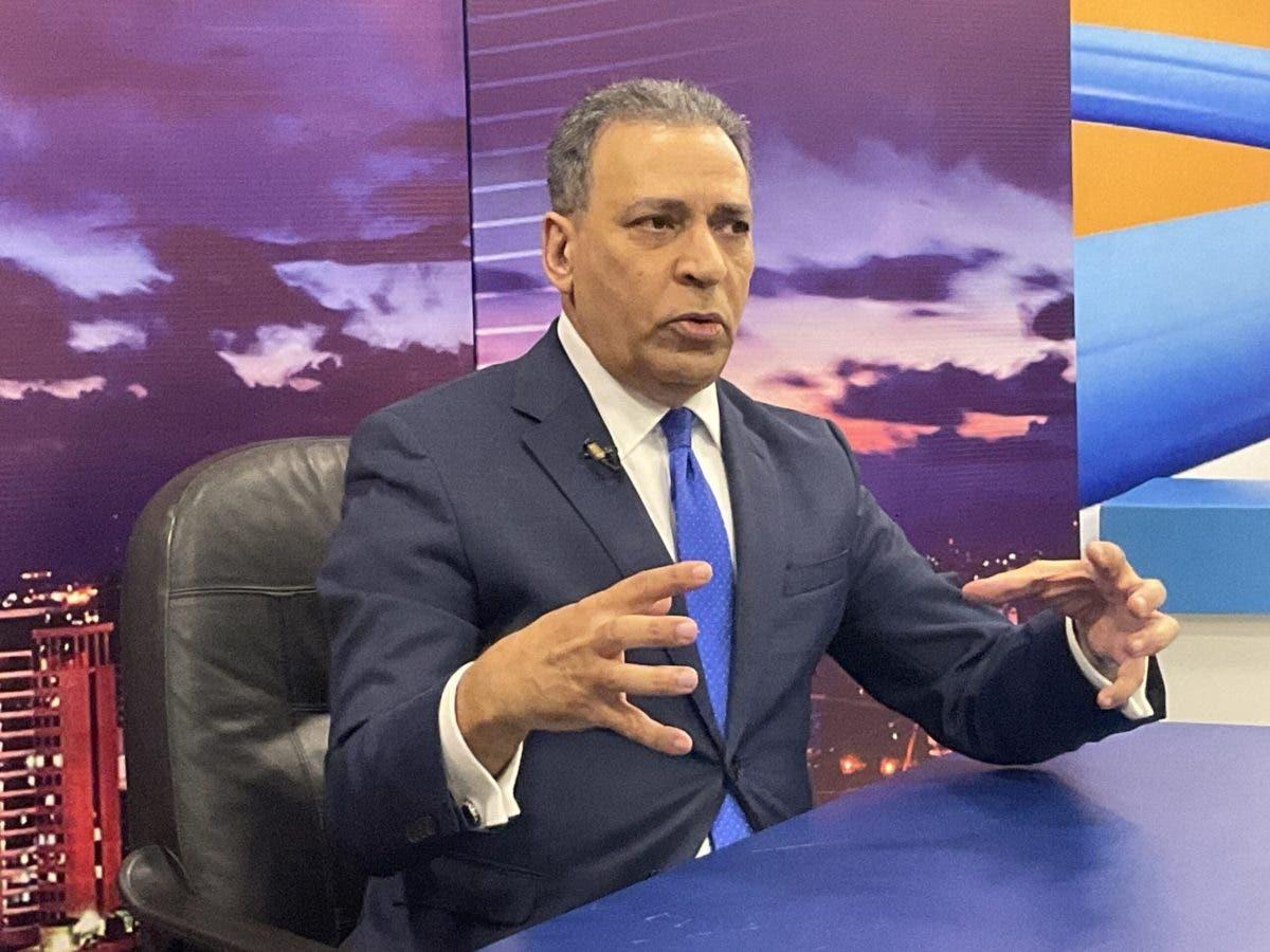 República Dominicana podría tener sismo mayor que el de Haití, dice Osiris de León