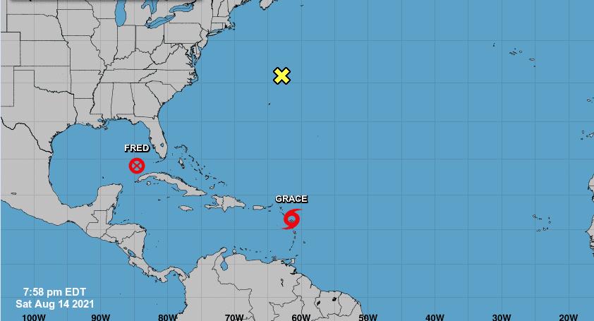 En Puerto Rico piden  mantener alerta pese a cambio tormenta tropical Grace