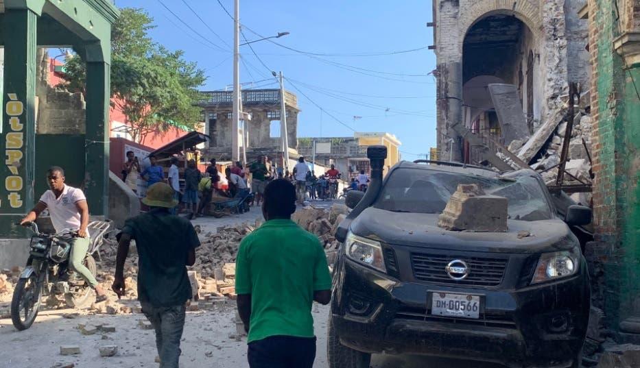 Terremoto en Haití: Al menos 29 muertos
