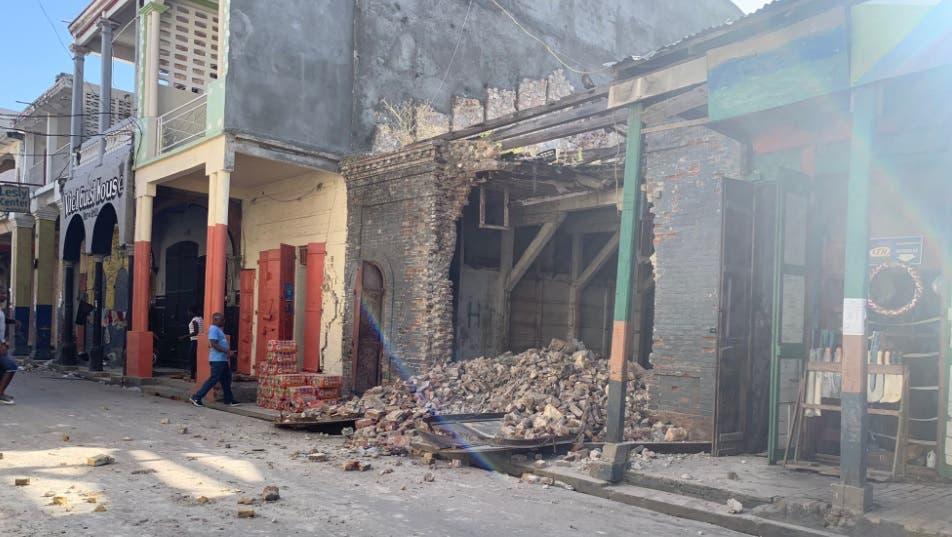 Terremoto en Haití | «Nos tiramos corriendo de la cama»: así se sintió en algunas partes de RD