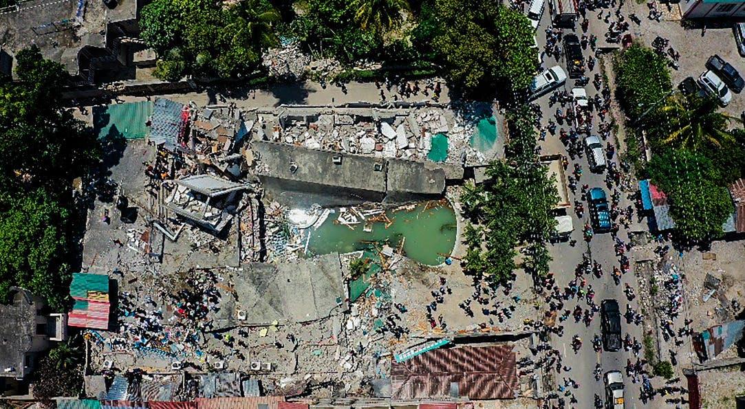 """Terremoto en Haití: Organizaciones piden instalar albergues de """"inmediato"""""""