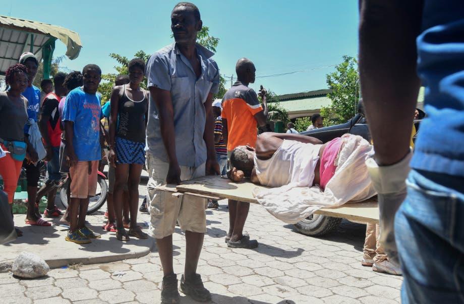 Terremoto en Haití: Fallecidos aumentan a 227