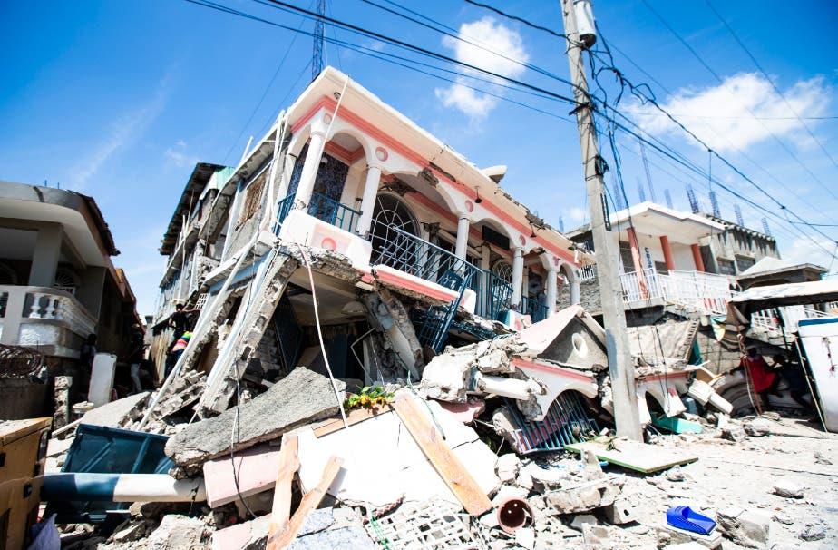 """Terremoto en Haití: Expertos de EEUU evalúan """"daños y necesidades"""""""