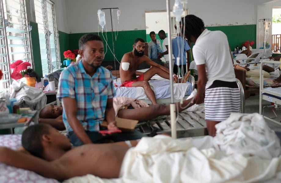 La ONU pide 187,3 millones de dólares para el terremoto de Haití