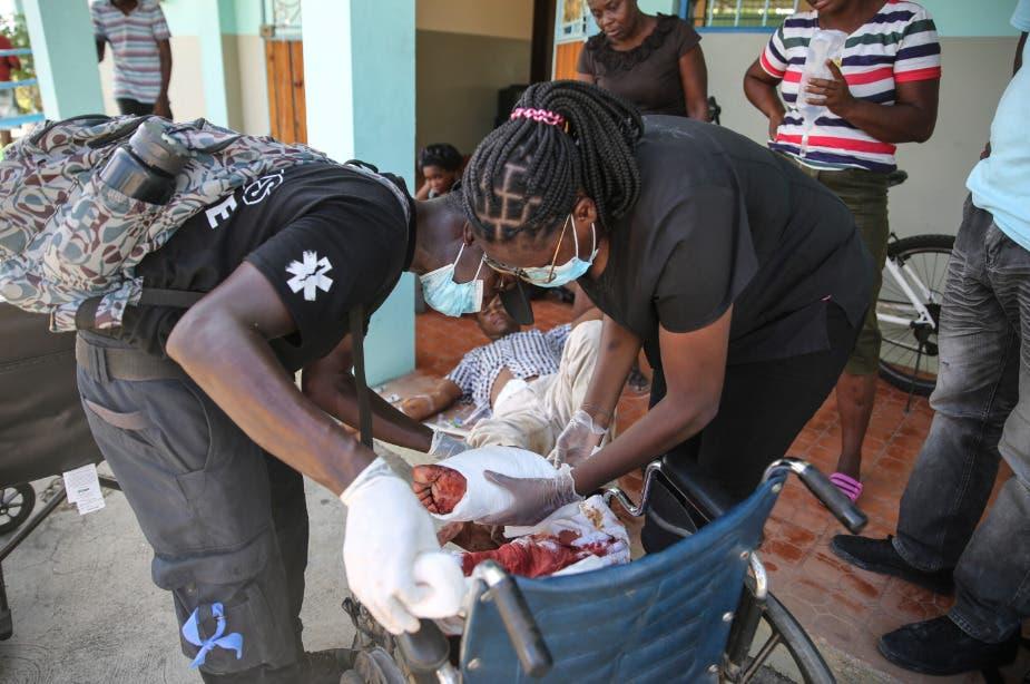 Terremoto en Haití: Suben a 304 los  fallecidos