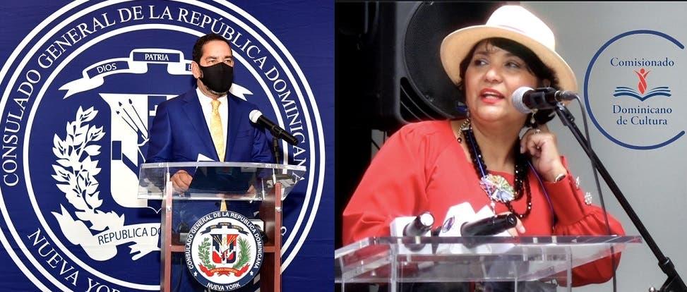 Instituciones gobierno dominicano NY chocan horario actos religiosos en memoria Johnny Ventura