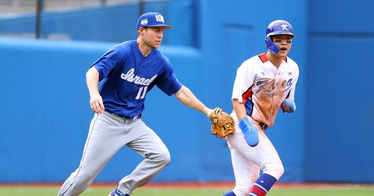 Corea del Sur vence 11-1 a Israel, dominicanos e israelíes en vida o muerte