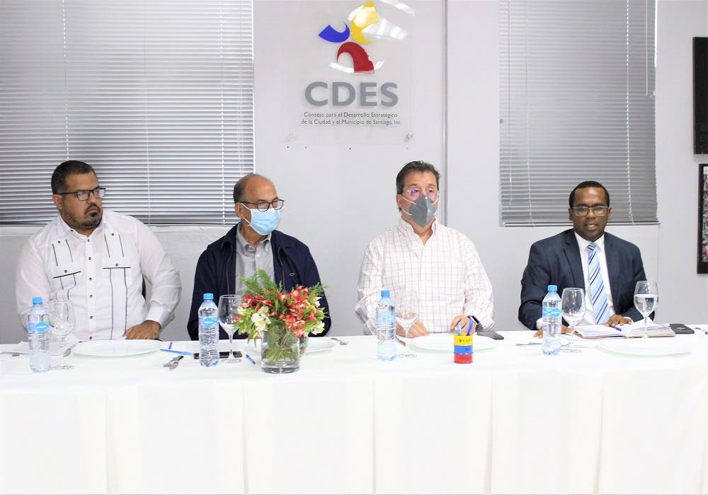 Consejo de Desarrollo Estratégico  incorpora los cinco distritos municipales de Santiago