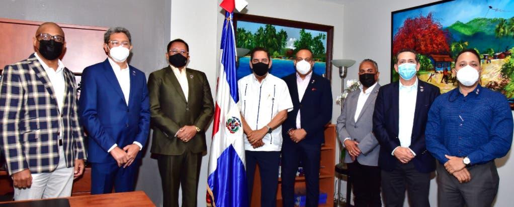Acuerdan implementar acciones conjuntas contra consumo de drogas