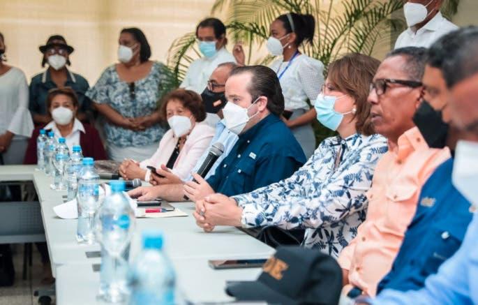 Gobierno aumentará asistencia a provincias afectadas por Grace en la región Sur